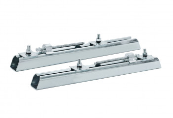 Steel slide rails 495